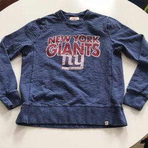 New York Giants sweatshirt medium